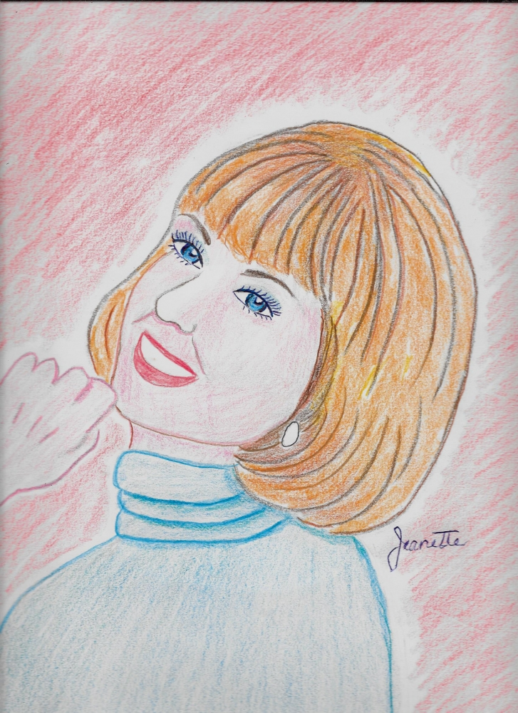 Doris Day by Jeanette